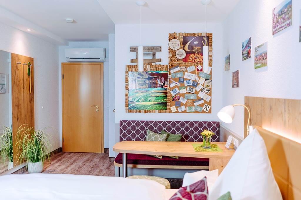 Impressionen aus dem Hotel Goldenes Lamm